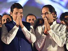 Maharashtra Government Formation LIVE: Welcome BJP's Self-Confidence, Shiv Sena On Maharashtra Government Formation