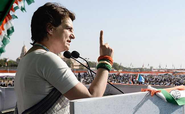 'Will Do What Party Asks Me To': Priyanka Gandhi On Varanasi Suspense