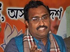 """Even Austria Amended Law For Jews"": Ram Madhav On Citizenship Act"