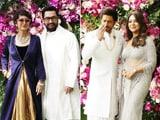 Videos : आकाश अंबानी और श्लोका मेहता की शादी में पहुंचे सितारे