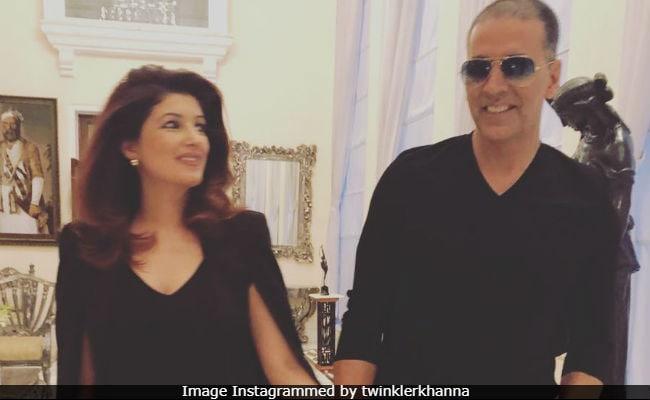 Akshay Kumar Twinkle Khanna