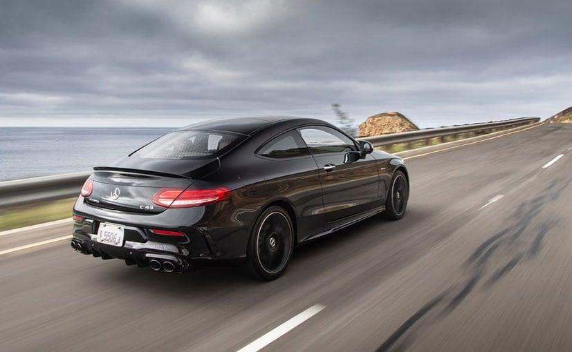 2019 Mercedes-AMG C43 Launch Details Out - NDTV CarAndBike