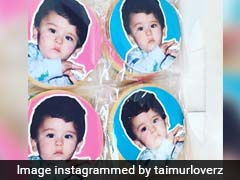 Taimur Ali Khan Cookies Served At An Event: Here's How People Reacted!