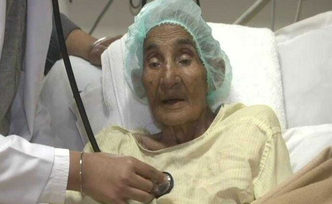 118-Year-Old Punjab Woman Oldest To Be Operated Upon, Enters World Record