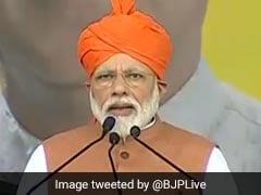 जम्मू कश्मीर में आज जो भी समस्या है उसके लिए कांग्रेस-एनसी-पीडीपी जिम्मेदार : पीएम मोदी