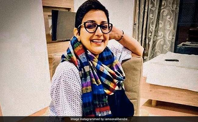 Sonali Bendre, Who Battled Cancer, Writes About 'Small Pit Stop From Roller Coaster Called Life'