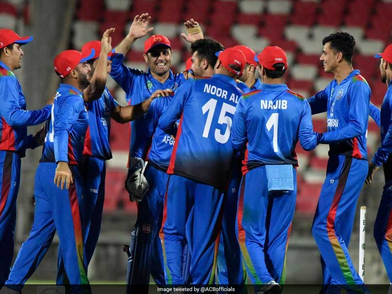 4th ODI: Afghanistan Thrash Ireland By 109 Runs To Take Series Lead