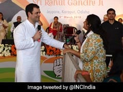 """""""When We Form Government..."""": Congress Has A Pledge For Women's Day"""