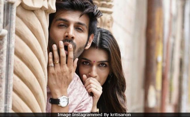 Luka Chuppi Box Office Collection Day 1: Kartik Aaryan And Kriti Sanon's Film Beats Raazi, Badhaai Ho's Opening Day Records