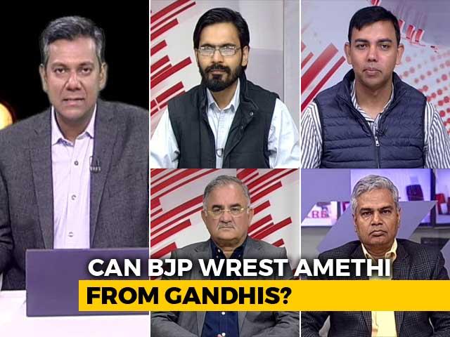 Video : PM Takes On Rahul Gandhi In Amethi