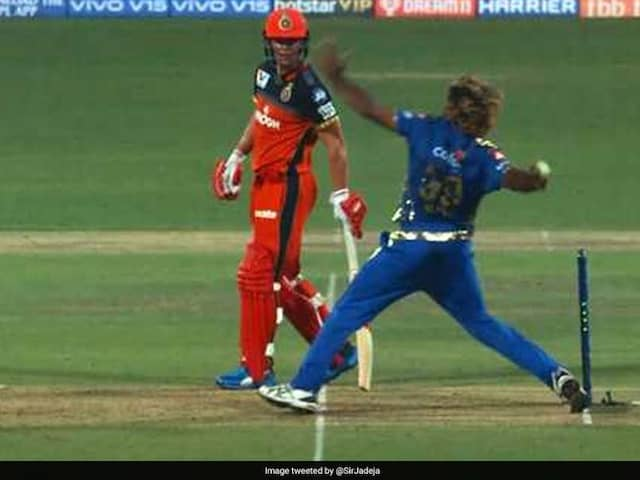 Cricketers Slam Umpiring Howler In RCB vs MI IPL 2019 Match, Suggest Rule Change