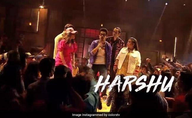 भारती सिंह ने अपने पति का जमकर उड़ाया मजाक, बोलीं- बात ये घोषित है बंदा कुपोषित है... देखें Video
