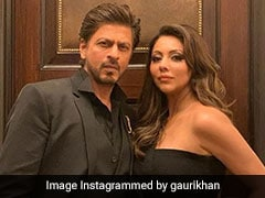 Gauri Shared 'A Little Secret' About Shah Rukh Khan. He Couldn't Stop Laughing