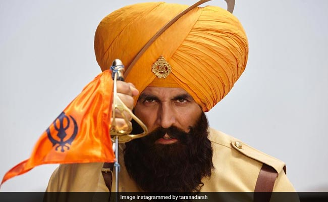 Kesari Box Office Collection Day 8: Akshay Kumar's Film Collects 'Wonderful Total' Of Rs 105 Crore