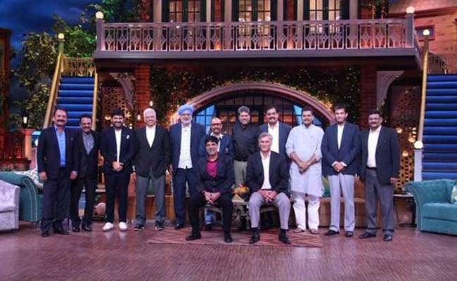 The Kapil Sharma Show: कपिल देव ने खोला राज