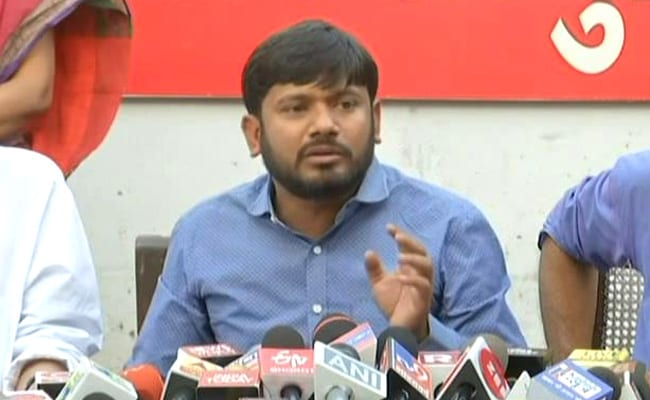 Sedition Case: AAP Seeks Time To Grant Sanction To Prosecute Kanhaiya Kumar, Others