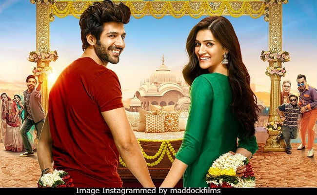 Luka Chuppi Movie Review: Kartik Aaryan And Kriti Sanon's Film Plays Hide-And-Seek With Logic