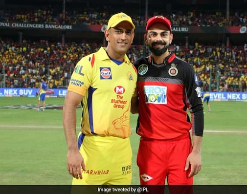 IPL 2019: CSK Beat RCB By 7 Wickets In Low-Scoring Tournament Opener