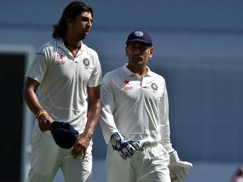 MS Dhoni Saved Me From Getting Dropped A Few Times, Reveals Ishant Sharma
