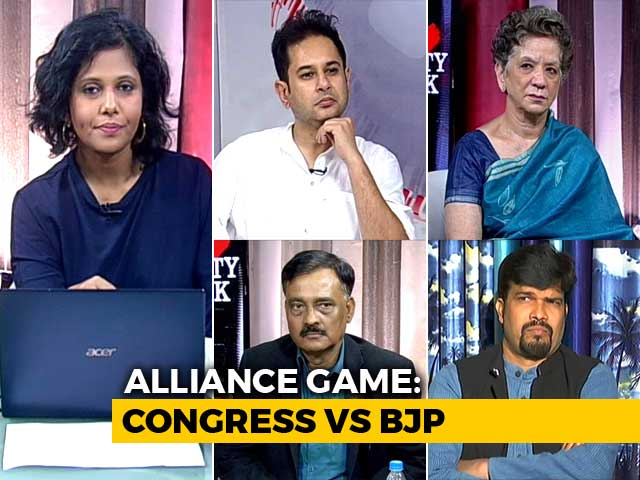 Video : NDA vs UPA: The Race For Allies