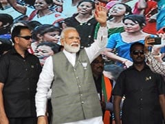 North East Suffering From Infiltration Due To Congress Policies: PM Modi