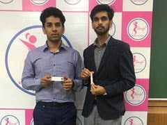IIT Delhi Students Gift Women Period Pain Relief Roll-On