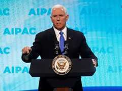 US Vice President Mike Pence Tests Negative For COVID-19