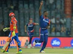 Kagiso Rabada Arrives For IPL 2019, Sends Message To Delhi Capitals Fans