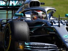 Lewis Hamilton On Top In New F1 Season's First Exchanges, Ferrari Flatter To Deceive