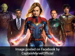 <i>Captain Marvel</i> Movie Review:  A Terrific Brie Larson Claims Her Place Among Most Powerful Avengers