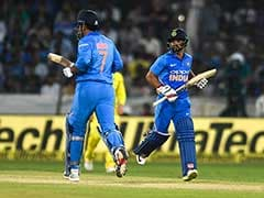 India vs Australia 1st ODI Highlights: MS Dhoni, Kedar Jadhav Star In Chase As India Beat Australia By 6 Wickets