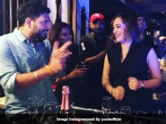 Inside Hazel Keech's Blockbuster Birthday Party With Yuvraj Singh, Harbhajan Singh And Others
