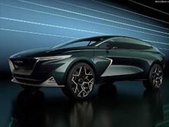 2019 Geneva: Aston Martin Lagonda All-Terrain Revealed