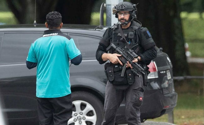 New Zealand Shootings Picture: New Zealand Mosque Shooting, Christchurch, New Zealand