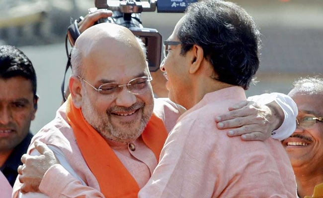 Exit Poll Results 2019: Poll Of Polls Predicts Win For BJP-Shiv Sena In Maharashtra