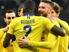 Pierre-Emerick Aubameyang Seals Arsenal Comeback, Olivier Giroud Helps Chelsea Into Europa League Quarters