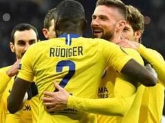 Chelsea, Arsenal Cruise Into Europa League Quarters