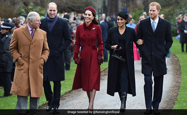 Prince William, Kate Rename Charity After Split With Harry-Meghan: Report