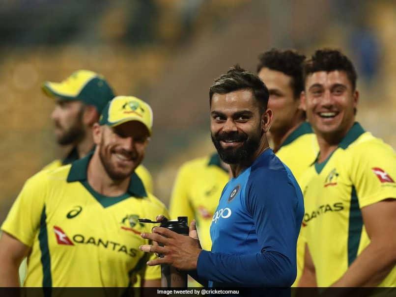 """Have To Get Virat Kohli Early"": Aaron Finch Reveals Australias Plan For 1st ODI"