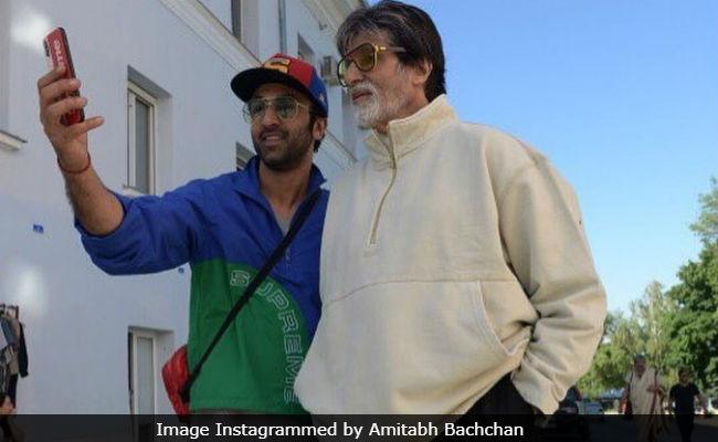 Ranbir Kapoor On Why His Brahmastra Co-Star Amitabh Bachchan Is 'Extra Sweet' To Him