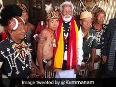 மிசோரம் கவர்னர் ராஜினாமா - கேரளாவில் சசிதரூரை எதிர்த்து போட்டியிட வாய்ப்பு