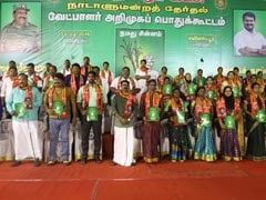 In A First, Half Of This Tamil Nadu Party's Contestants Are Women
