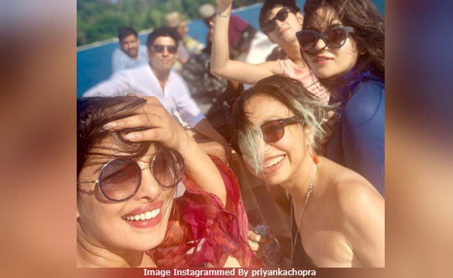 For Priyanka Chopra, Farhan Akhtar And Zaira Wasim, The Sky Is Pink In Andaman