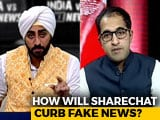 Video : Exclusive: ShareChat On Election Commission Action Against Fake News