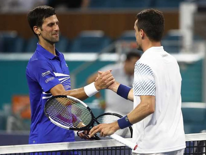 Roberto Bautista Agut Stuns Top-Ranked Novak Djokovic In Miami
