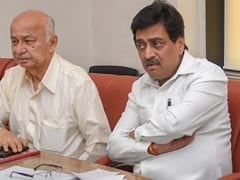 """Want To Quit"": Alleged Ashok Chavan Tape Embarrasses Congress"