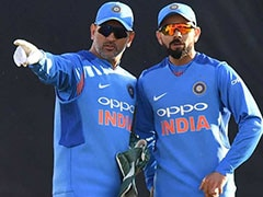Virat Kohli Is A More Comfortable India Captain With MS Dhoni Around, Says Anil Kumble