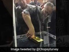 इस एयरपोर्ट पर मिल रहा है 20 किलो सोना, करना होगा बस ये 'छोटा' सा काम, देखें VIDEO