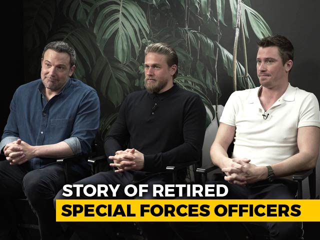 "Video : 'Triple Frontier' Star Ben Affleck, ""I Don't Believe In Robbing"""