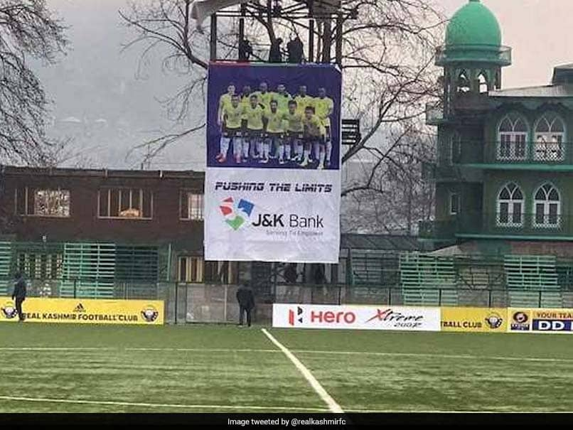 I-League: Real Kashmir FC Insist On Playing Re-Match Against Minerva Punjab In Srinagar Only